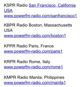 Power FM Radio Stations
